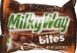 MILKY WAY BITES BOX/12
