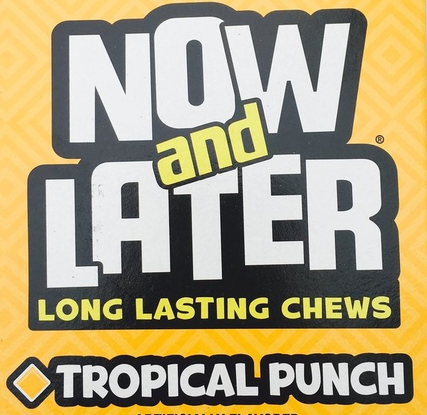 NOW OR LATER TROPICAL BOX/24