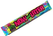 NOW OR LATER WILD FRUITS BAR BOX/24