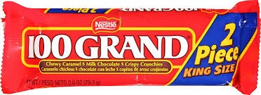 NESTLE 100 GRAND KING SIZE BOX/24