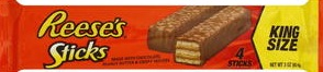 REESE STICKS KING SIZE BOX/24