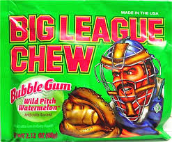 BIG LEAGUE CHEW WATERMELON BOX/12