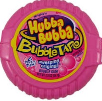 BUBBLE TAPE ORIGINAL BOX/24