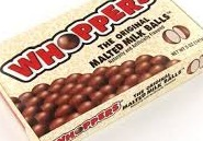 WHOPPERS 5OZ BOX/12