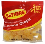 SATHERS LEMON DROP 2/$1.50