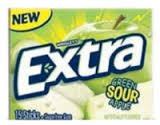EXTRA SOUR GREEN APPLE BOX/10