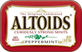 ALTOIDS PEPPERMINT BOX/12