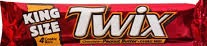 TWIX PEANUT BUTTER KING SIZE BOX/24