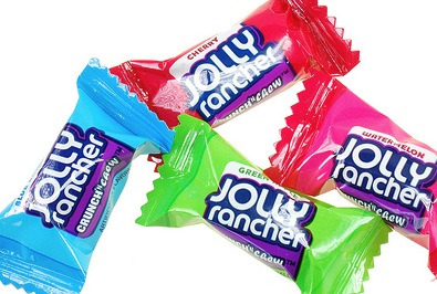 JOLLY RANCHER CRUNCH N CHEW BOX/18