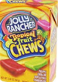 JOLLY RANCHER TROPICAL FRUIT CHEW