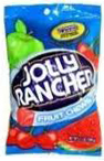 JOLLY RANCHER HARD CANDY 12/7 OZ BAG