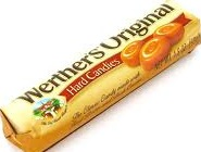 WERTHERS ORIGINAL BOX/12
