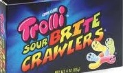 TROLLI SOUR BRITE CRAWLERS BOX/24