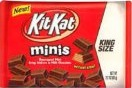 KIT KAT MINIS KING SIZE BOX/12