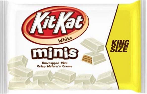 KIT KAT MINIS KING SIZE WHITE BOX12