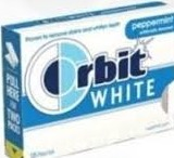 ORBIT WHITE PEPPERMINT SOFT GUM 9 CNT
