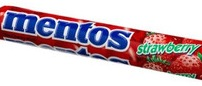 MENTOS STRAWBERRY BOX/15