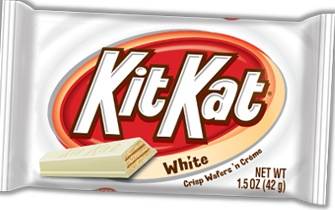 KIT KAT WHITE BOX/24