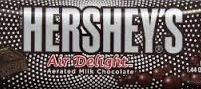 HERSHEY AIR DELIGHT MILK CHOC BX24