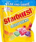 STARBURST SWEET & SOUR SHARE SIZE