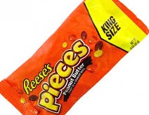 REESE PIECES KING SIZE BOX/18