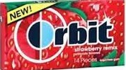 ORBIT STRAWBERRY BOX/12