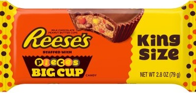 REESE BIG CUP KS W PIECES BOX/16