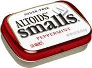 ALTOIDS SMALL MINTS PEPPERMINT BX/9