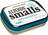ALTOIDS SMALL MINTS WINTERGRN BOX/9