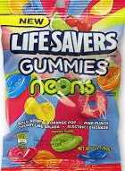 LIFE SAVERS NEONS PEG 12/7oz