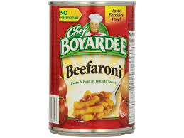 CHEF BEEFARONI 15 OZ