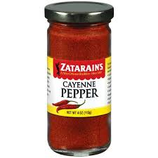 ZATARAIN CAYENNE PEPPER 4 OZ