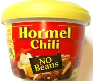 MICRO HOR CHILI NO/BEANS 7.3 OZ