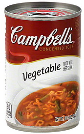 SOUP CAMPBELL VEGETBLE 10.5 OZ