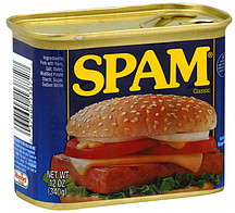 SPAM LUNCH MEAT 12 OZ