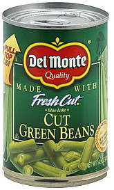 DM GREEN BEANS 14 OZ
