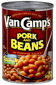 VANCAMP PORK N BEANS 15 OZ