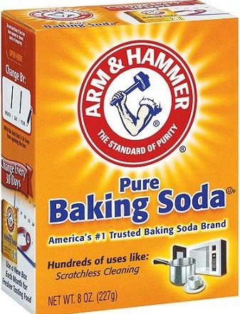 BAKING SODA ARM & HAMMER 8 OZ