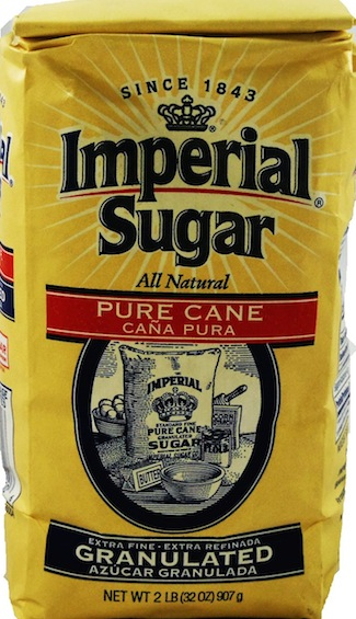 SUGAR IMPERIAL GRANULATED 2LB