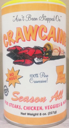 CRAWCAINE SEASON ALL 12/8 OZ