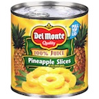 DM SLICED PINEAPPLE 15.5 OZ