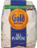 GOLD MEDAL ALL PURPOSE FLOUR 2LB