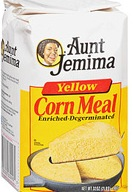 CORN MEAL YELLOW AUNT JEMIMMA 2LB