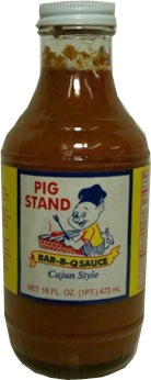 PIG STAND BARBQ 12/16OZ