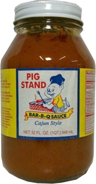 PIG STAND BARBQ 12/32 OZ
