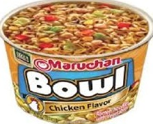BOWL MARUCHAN CHICKEN