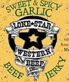 LONE STAR SWEET AND SPICY GARLIC