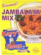 KARY'S JAMBALAYA MIX 12/ 6OZ BOX