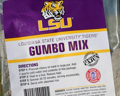 LSU GUMBO MIX 24/3OZ