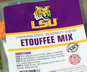 LSU ETOUFEE MIX 24/2.5OZ